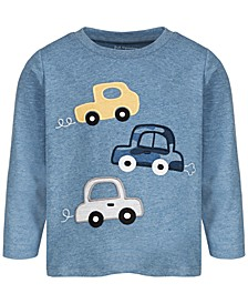 Toddler Boy Cars T-Shirt, Created for Macy's