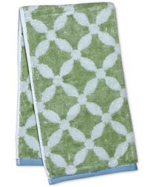 "Dot Lattice 16"" x 28"" Hand Towel, Created for Macy's"