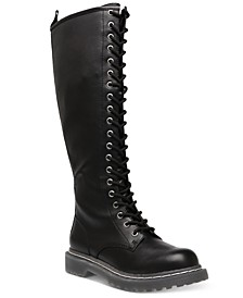 Rylee Combat Boots, Created for Macy's