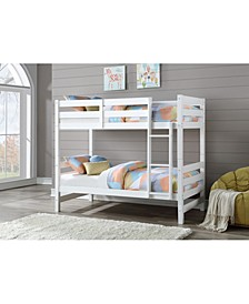 Ronnie Twin Over Twin Bunk Bed