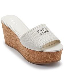 Cutie Wedge Sandals