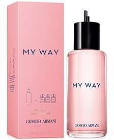 My Way Eau de Parfum Refill, 5.1-oz.