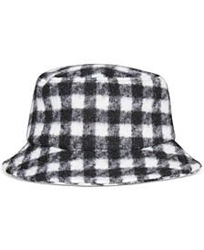 Printed Woven Bucket Hat