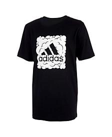 Big Boys Short Sleeve Badge of Sport T-shirt