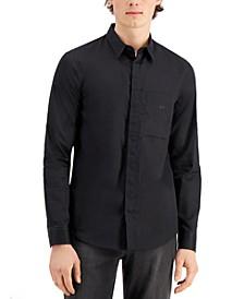 Men's Square Pocket Shirt