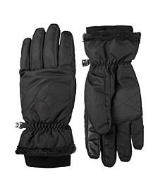 Women's Insulated Water Resistant Matrix Ski Glove