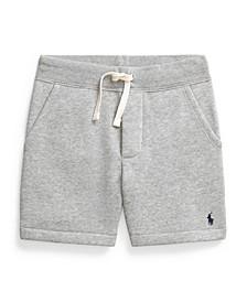 Little Boys Fleece Shorts