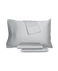 RestWell Antimicrobial 4 pc Queen Sheet Set, 1000 Thread Count