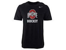 Ohio State Buckeyes Men's Core Hockey Logo T-Shirt