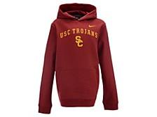 USC Trojans Youth Club Fleece Hooded Sweatshirt