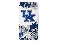 """Kentucky Wildcats 30x60 """"Flower Power"""" Beach Towel"""