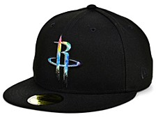 Houston Rockets Tie Dye Thread Cap