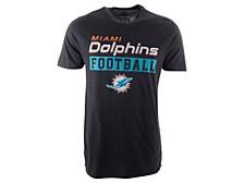 Miami Dolphins Men's Backdraft Super Rival T-Shirt