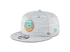 Miami Dolphins 2020 On-Field Sideline 9FIFTY Cap