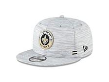 New Orleans Saints 2020 On-Field Sideline 9FIFTY Cap
