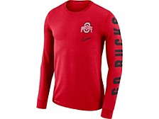 Ohio State Buckeyes Men's Local Mantra Long Sleeve T-Shirt