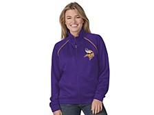 Minnesota Vikings Women's Power Play Track Jacket