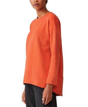 Eileen Fisher HIGH-LOW TOP