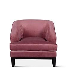 Sydney Loft Velvet Armchair