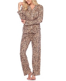 Women's Pajama Set, 2 Piece