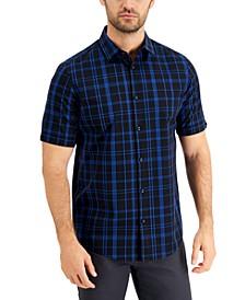 Men's Brandon Plaid Shirt, Created for Macy's