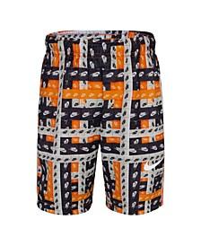 Toddler Boys Dri-FIT Printed Shorts