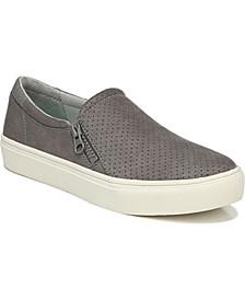 Women's Max Zip Slip-Ons Sneaker