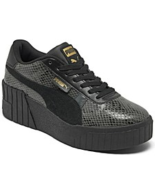 Women's Cali Wedge Casual Sneakers from Finish Line