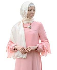 Women's Shimmer Hijab