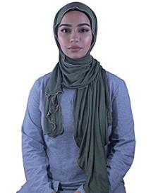 Women's Jersey Beaded Hijab