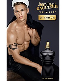 Men's Le Male Le Parfum Fragrance Collection, First at Macy's!