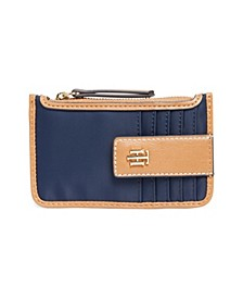 Julia Zip Card Case