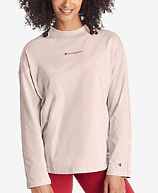 Women's Campus Mock Neck Top