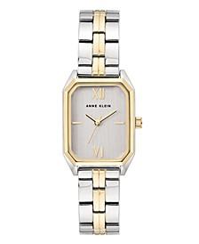 Two-Tone Bracelet Watch 24mm