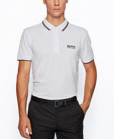 BOSS Men's Paddy Regular-Fit Golf Polo Shirt