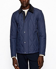 BOSS Men's Ocrunck Slim-Fit Jacket