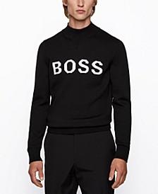 BOSS Men's Mendo_BB Regular-Fit Sweater