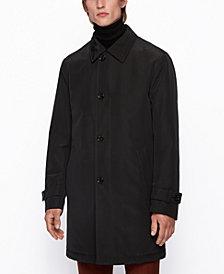 BOSS Men's Dain4 Regular-Fit Overcoat