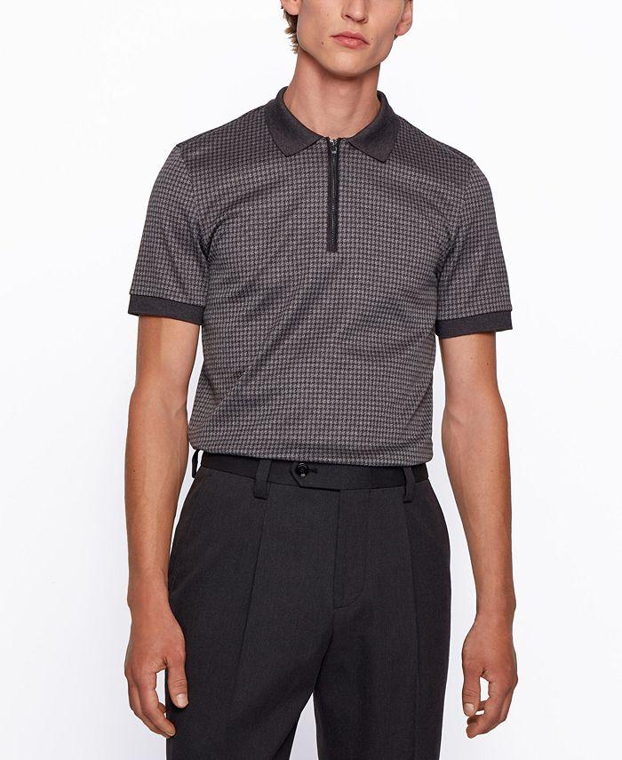 Hugo Boss - Men's Polston 17 Slim-Fit Polo Shirt