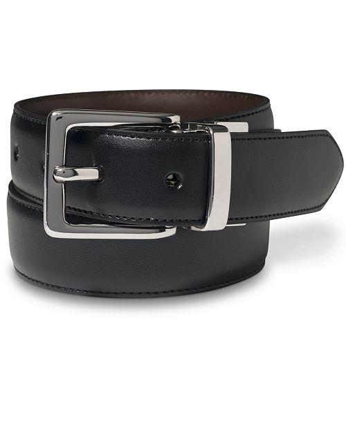 Lauren Ralph Lauren Lauren by Ralph Lauren Leather Reversible Dress Belt