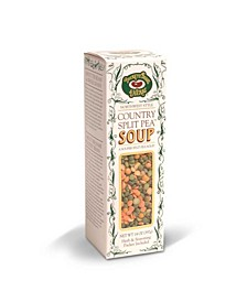 Pack of 6, Country Split Pea Soup 14oz