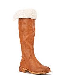Oliva Miller Women's Wide Calf Helix Boot