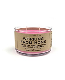 A Candle for Working from Home, 17 oz