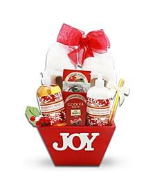 Relax & EnJOY Gift Basket