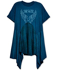 The Jerry Lounge Cotton T-Shirt Dress