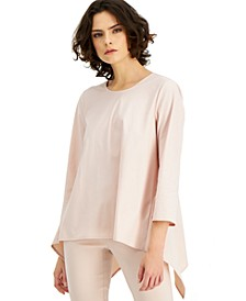 Asymmetrical Hem Top, Created for Macy's
