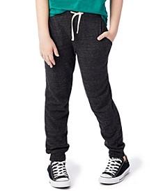 Big Boys and Girls Dodgeball Eco-Fleece Pants