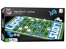 MasterPieces Puzzle Company Detroit Lions Checkers
