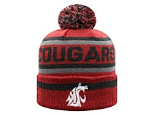 Washington State Cougars Buddy Pom Knit Hat