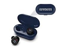 Prime Brands Dallas Cowboys True Wireless Earbuds